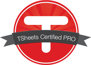 TSheets Certified Pro Badge